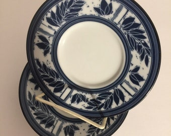 Dansk Ceylon Blue International Bread and Butter Plates Size 7 inch 5 Available