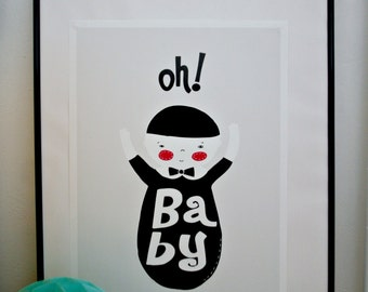 Poster - Oh Baby-