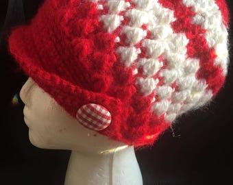 Cloche Flapper Hat