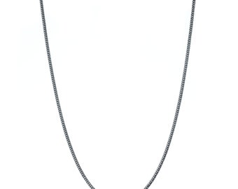 sterling silver chain made in Greece