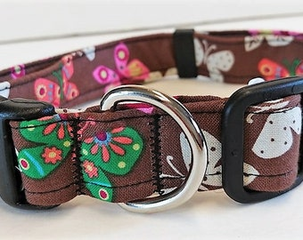 Butterfly  collar by Doodlebug Duds