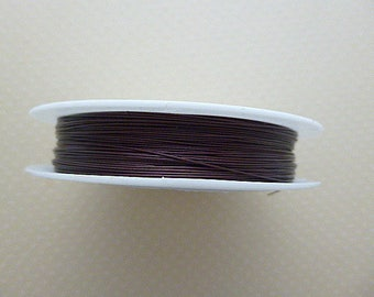 50 m wire Saddle Brown - FCB 1310