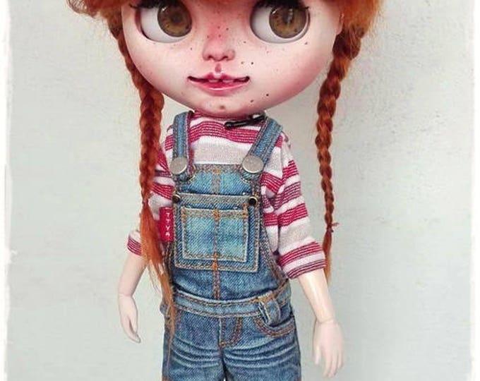 TISBE Blythe custom doll by Antique Shop Dolls
