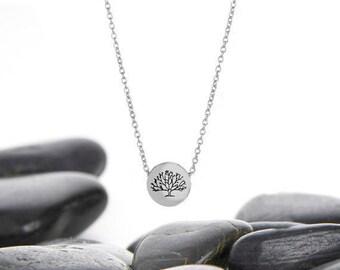 Tree of Life Jewelry, Tree-of-Life Pendant, Tree Life Necklace, Tree-of-Life, Silver Tree of Life, Tree Pendant, Family Tree