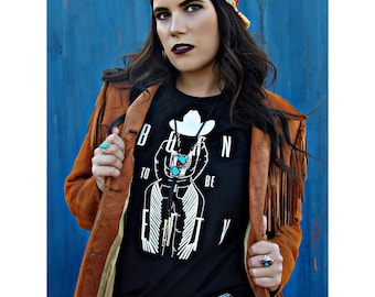 Born To Be A Betty Graphic Tee
