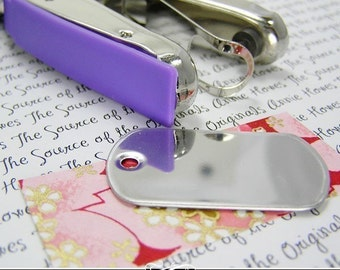 1/8 Inch Hole Paper Punch. Perfect for My Mini Dog Tags.