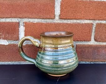 Mug: Cozy Up Mug - Seaweed