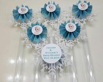 Frozen Candy Wands