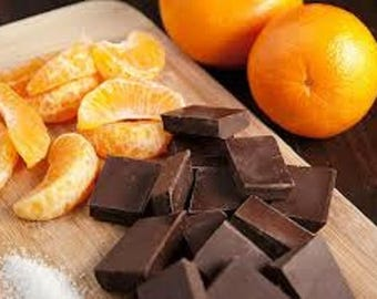 Chocolate Orange Creme - Botanical