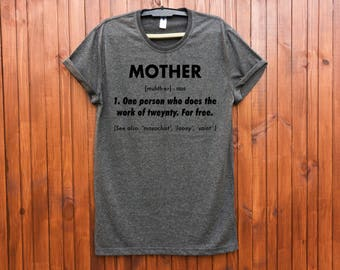 Funny mom shirt / Funny mothers day shirt / Funny mom birthday shirt / Funny mom shirt / Funny mom gift / Funny mothers day gift / Mom shirt