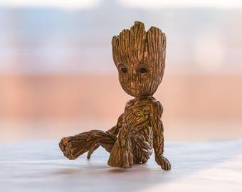 Groot, Babygroot, Groot figure, Groot figurine