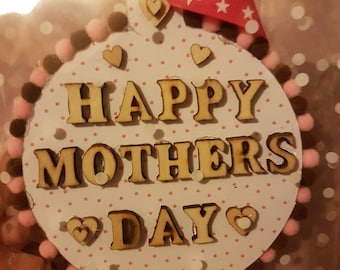 Happy Mothers day decoration