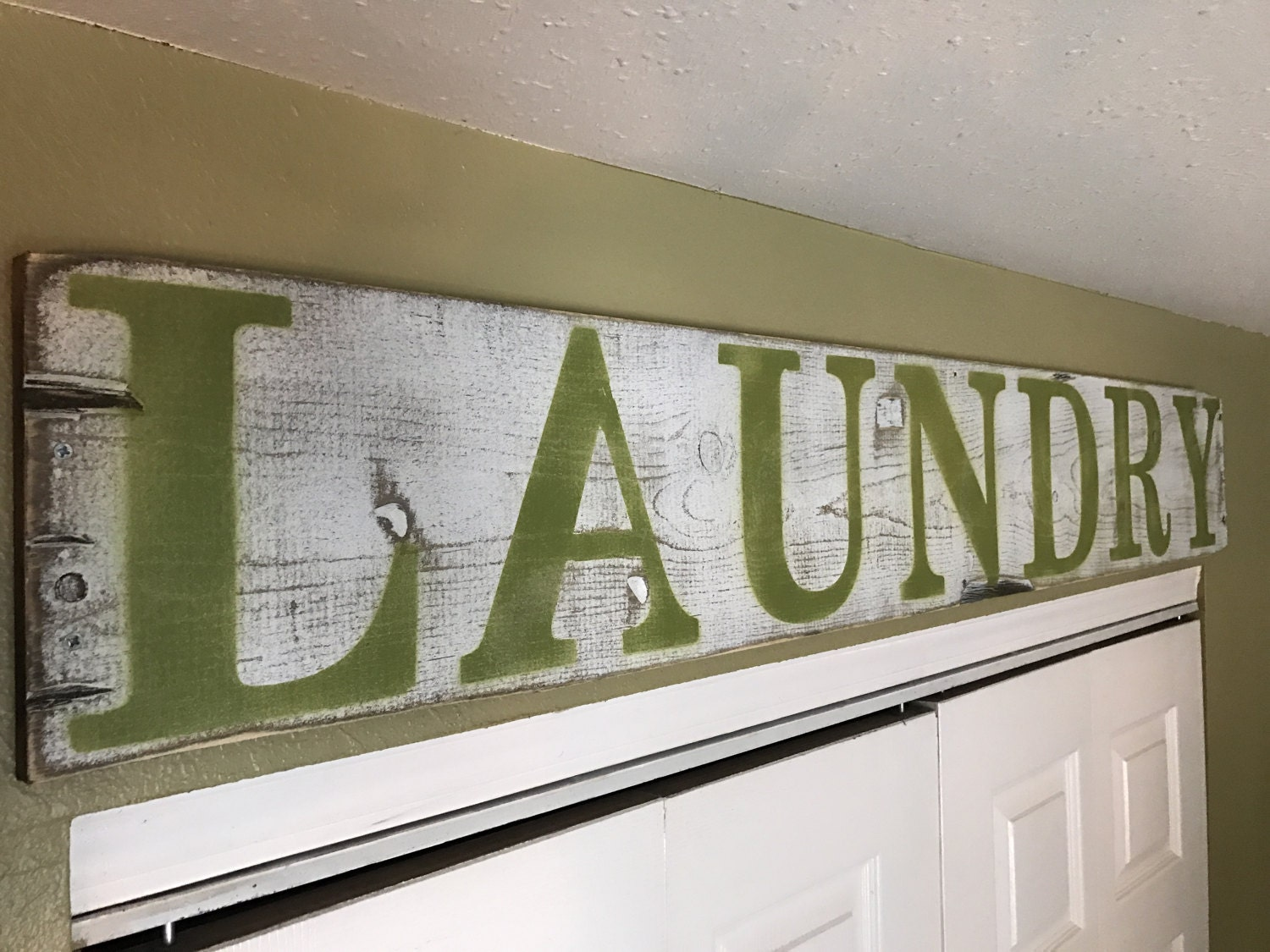 zoom - Laundry Room Signs