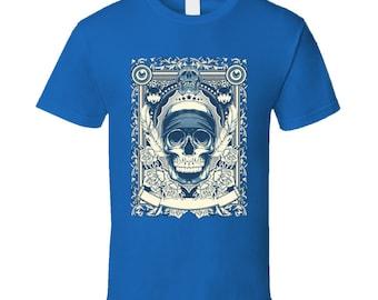 The Pack Skull T Shirt