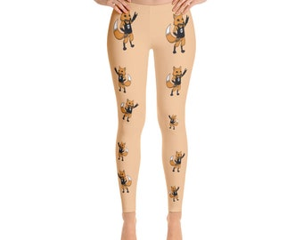 Hardrock Fox Leggings