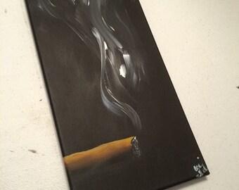 Cigar painting
