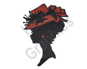 Fancy Red Hat - Machine Embroidery Design, Fancy, Red Hat