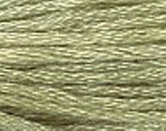 GREEN APPLE 7013 Gentle Art GAST hand-dyed embroidery floss cross stitch thread at thecottageneedle.com