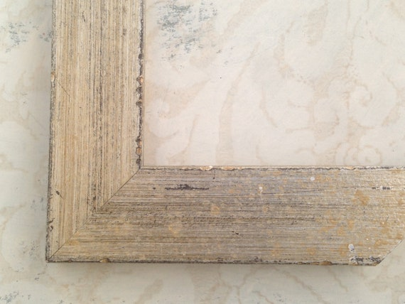 Shabby Chic Silver Picture Frame 4x6 5x5 5x7 8x8 8x10
