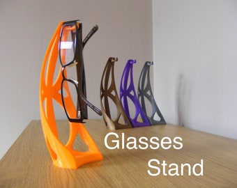 Glasses stand - Sunglasses Stand - sun glasses holder - glasses display - sunglasses storage - reading glasses case - eye glasses holder