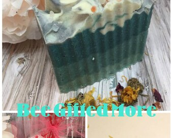 Bee Gifted More - Best Women Gift, Handcrafted Soap, Homemade Soap, Soaps, Vegan Soap, Detox Soap, Gifts, Gifts for Her, Gifts for Him, Gift
