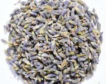 LAVENDER | Organic Herbal Tea | Loose Leaf and Tea Bags | Tea Tins | Eco-Friendly Packaging