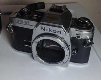 The Nikon FG-20