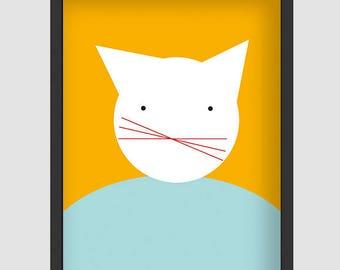 Poster Mijou Cat