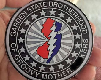 New Jersey Brotherhood Sticker