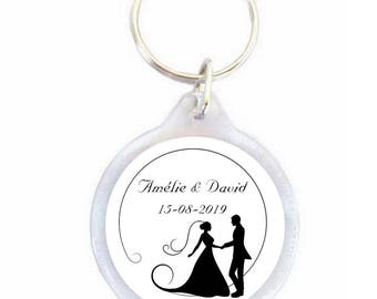 Keychain wedding - wedding