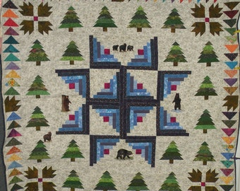 Bears in the Woods, II