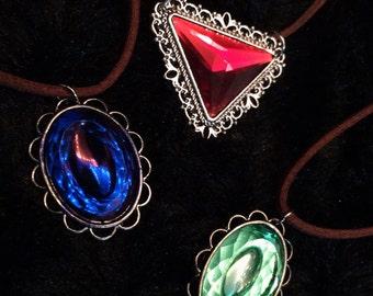 Legend of Zelda Godesses' Protection Necklace Set