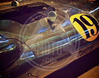 Photo - Vintage Lotus Racecar - 19