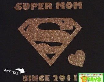 Super mom Personalized shirt