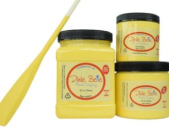 Yellow Chalk Paint, Dixie Belle Daisy