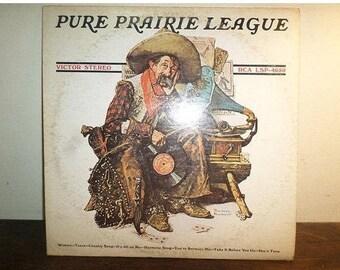 Vintage 1976 Vinyl LP Record If The Shoe Fits Pure Prairie League Excellent Condition 10543