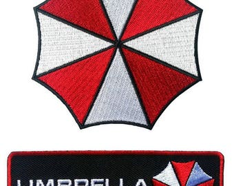 2-Piece Resident Evil Game Patch