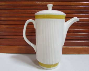 Daisy Dell Ironstone Coffee Carafe