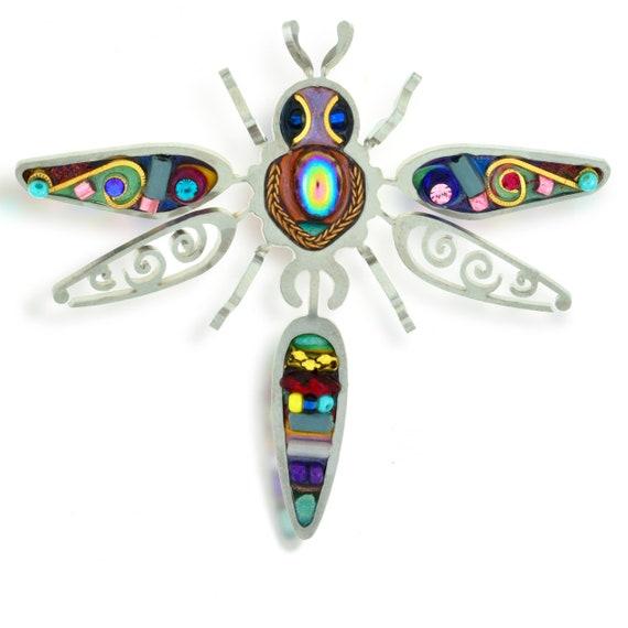 Seeka Dragonfly Pin Style 1420417