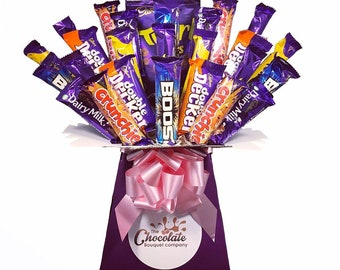 The Cadbury Chocolate Bouquet