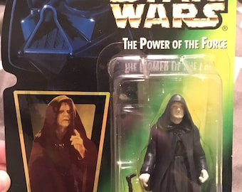 """Vintage STAR WARS - The Power of the Force, 3 3/4"""" Action Figures, Collections 2 & 3. You Pick! New in Package, 1996 Star Wars Figures"""