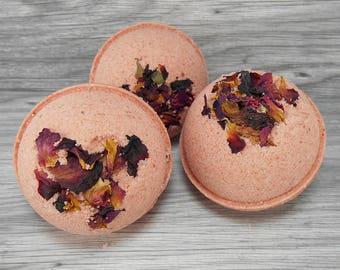 Apple Rose Bath Bomb
