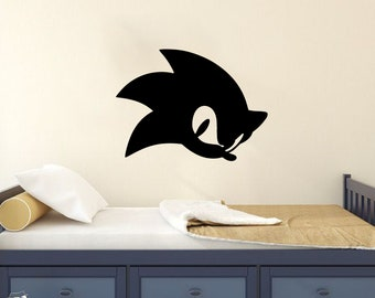 Sonic The Hedgehog Vinyl Decal Sticker For Decoration