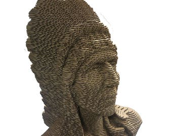 Indian Chief Bust
