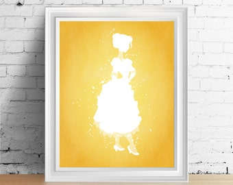 Disney Jane downloadable digital art print