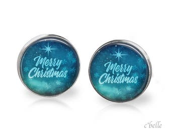 Christmas Earrings Winter-53