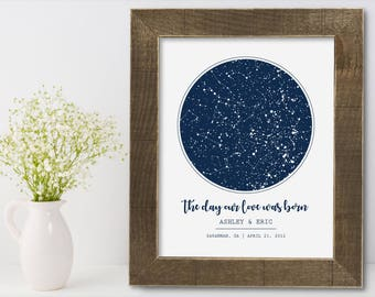 Long Distance Boyfriend Gift for Boyfriend Anniversary Gifts for Boyfriend Print Gift from Girlfriend Birthday Gift Boyfriend Personalized