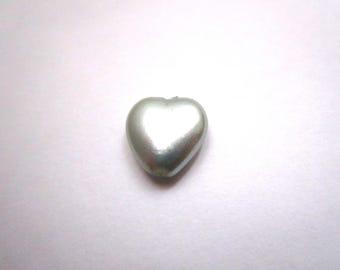 Resin hearts