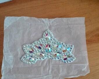 Irish dance tiara No.2