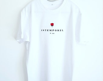 T-shirt timeless FR. 2018 Rose Collection